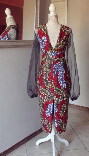 Christine Pencil Dress
