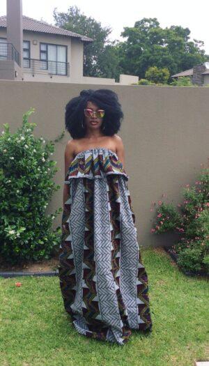 Esohe Dress
